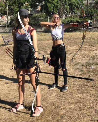 Valeria e Michelle