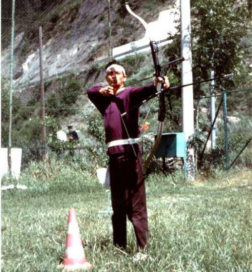 Allenamento 1996