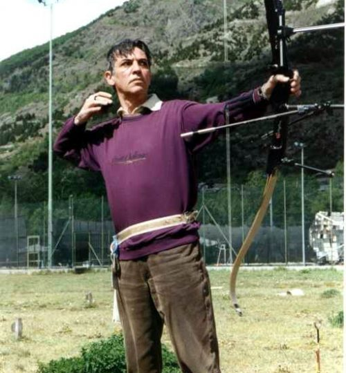 Sergio allenamento