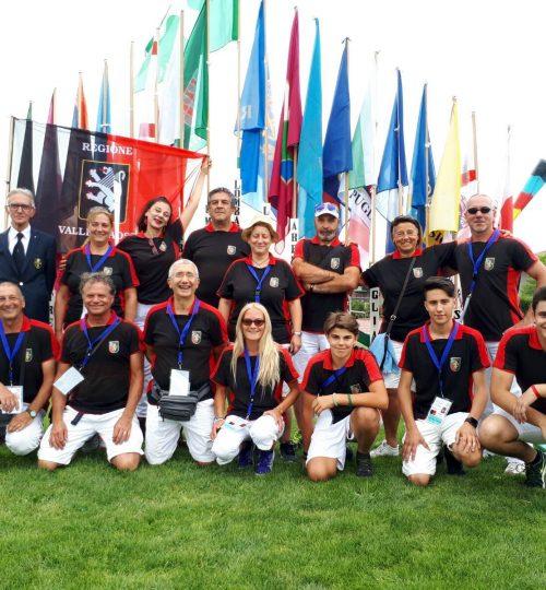 Squadra Coppa Regioni 2017